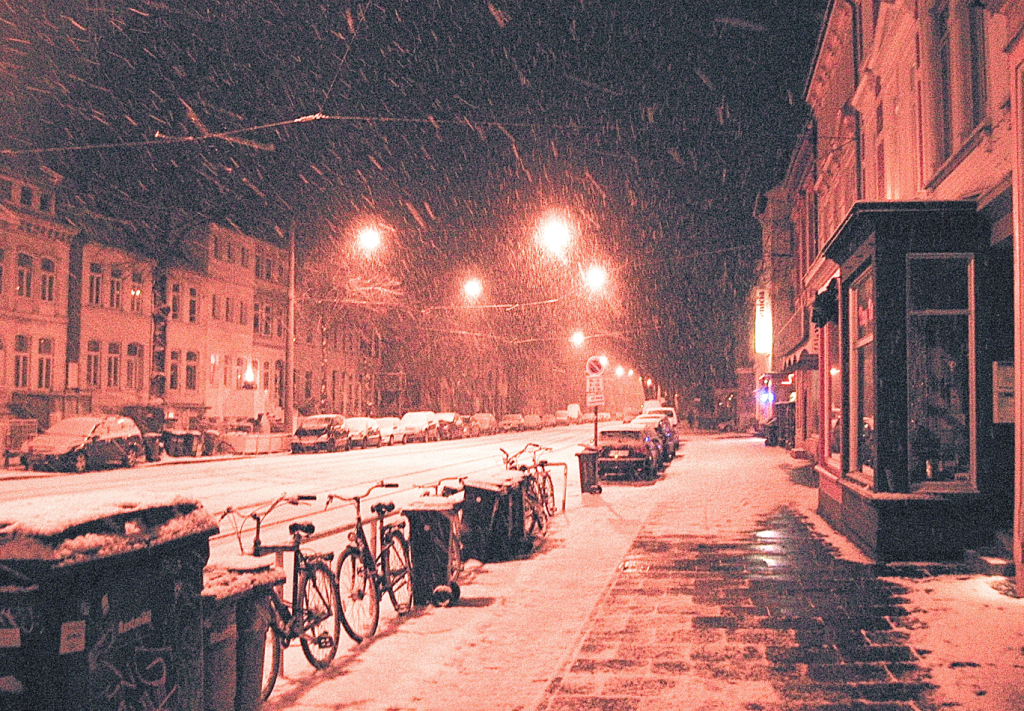 Bremen winter